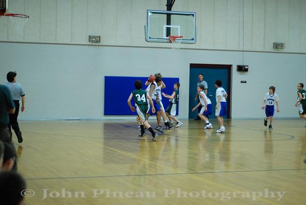 2009-12-21 Boys Basketball - Memorial vs Lyman Moore