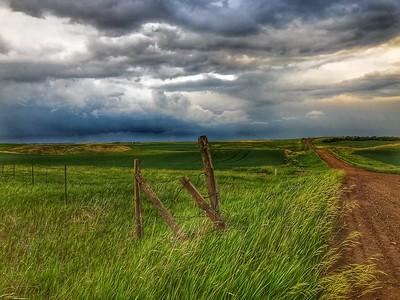 {Life on the Prairie}
