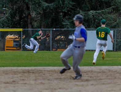 Set nine: Baseball v Bellevue Christian 03/21/2019