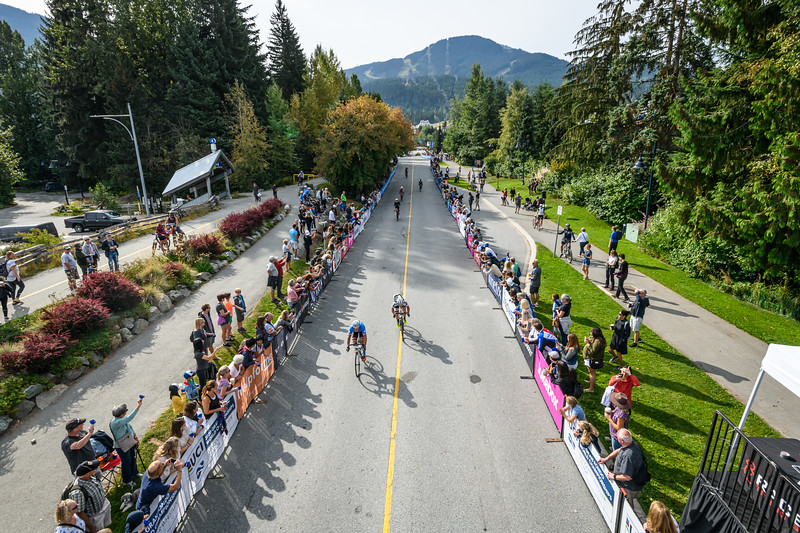 Sept 7th, 2019 - RBC Gran Fondo Bike Ride, Vancouver to Whistler. Copyright Scott Brammer Photography for Tourism Whistler.