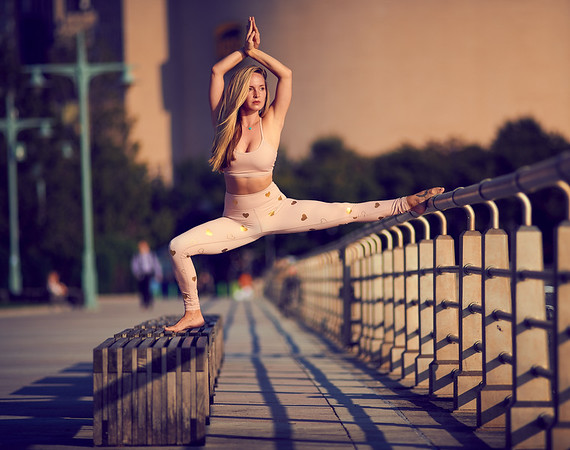 Yoga with Britteny - West Side NYC