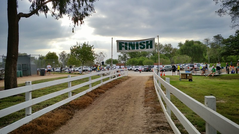 2015 08/08: The Hills Are Alive 10K (Snapseed Edition)