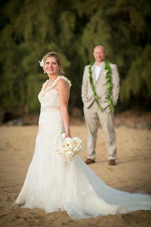 Congratulations Christine & Tad!