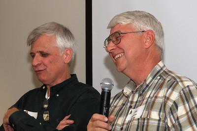 BTAC - Christmas 2007 plus Brooks, Cospelich and Lokey Retirement