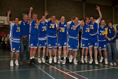 BBC WW 2009 - Seniors heren kampioen
