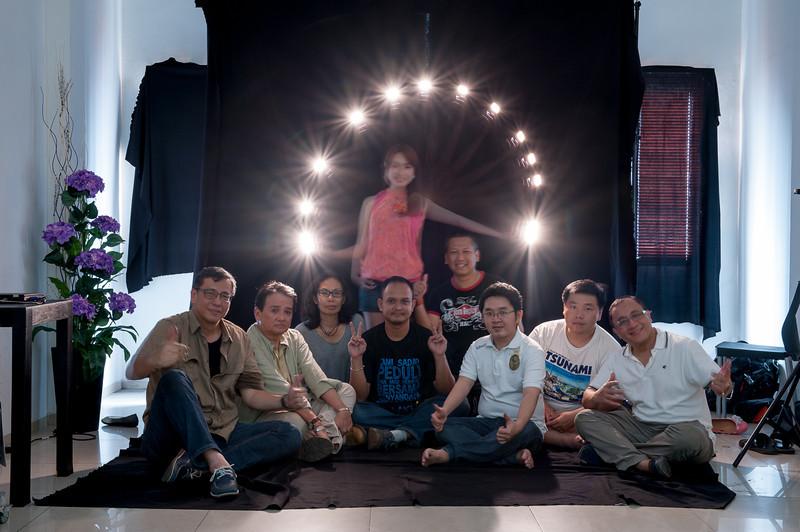 Kelas creative lighting