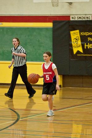 PCS Basketball - U13 2009-2010
