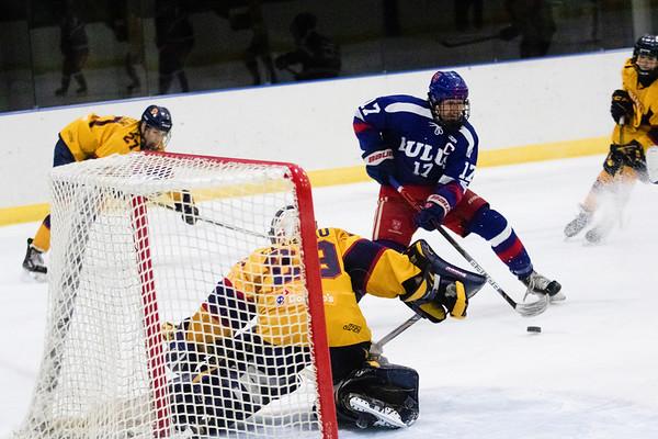 Boys' Varsity Hockey vs. Academy St. Louis   December 6