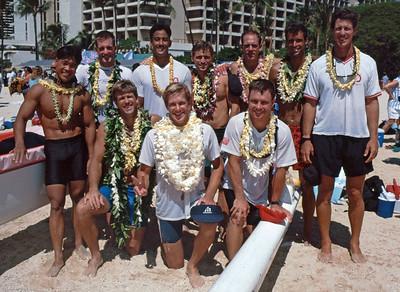 43rd Annual Molokai Hoe 10-9-1994