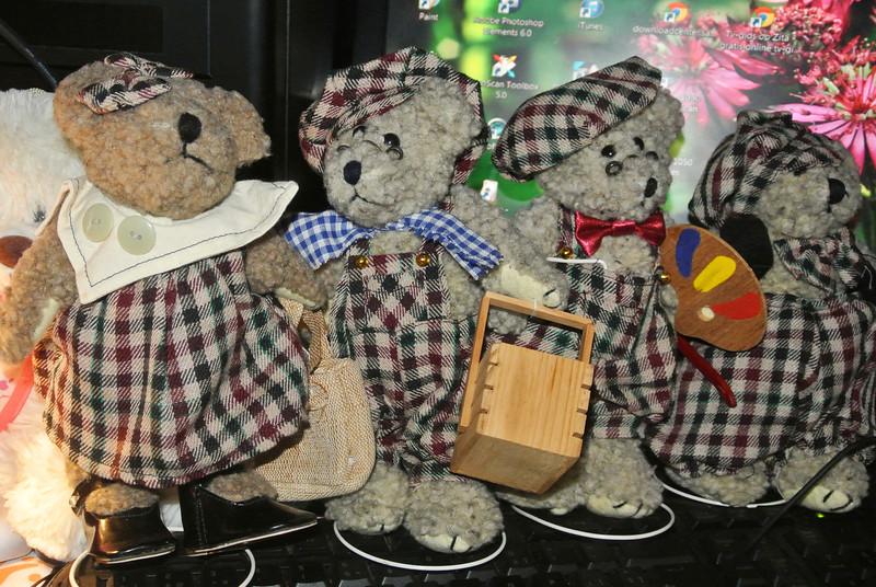 2013-07-28 Bear 'Kwartet' 01.JPG