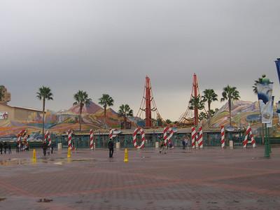 Disney December 2007