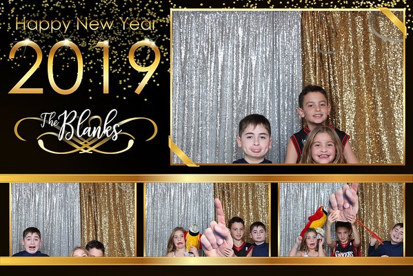 12.31.18-  New Year's Eve Blanks