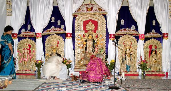 Durga Puja 2007 - Friday