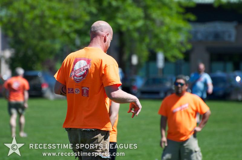 Recesstime Sports Leagues Portland Kickball Spring 2013 Dodgeball Bowling Ping Pong Mushball - 046
