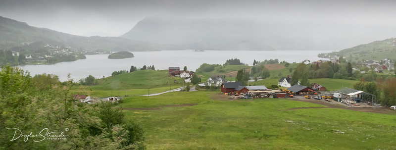 Living on the fjord