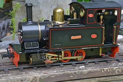 Steam locos 45mm