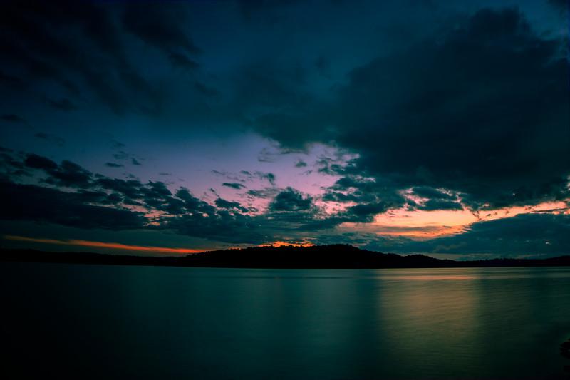 5.28.20 - Bear Island this beautiful morning.