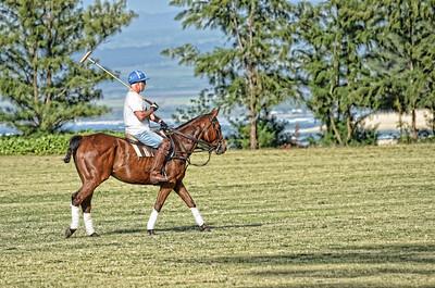 Hawaii Polo Club Practice
