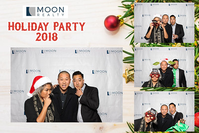 Moon Realty Holiday Party 2018