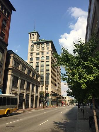 Cincinnati, OH - Building Tours