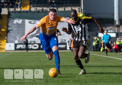Notts County v Mansfield Town 16/02/2019