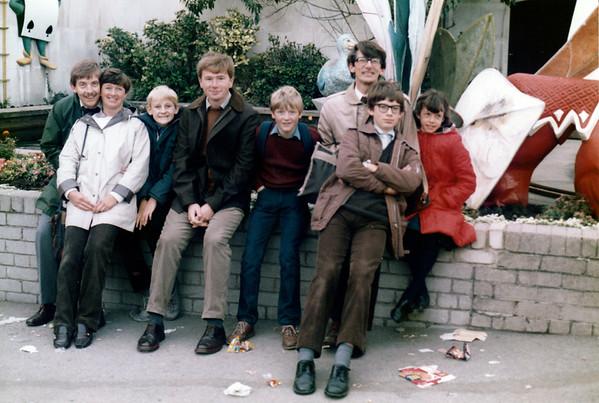 1984-10 Blackpool trip