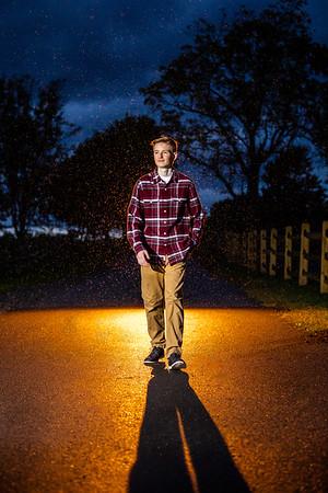 Gavin Senior Portraits
