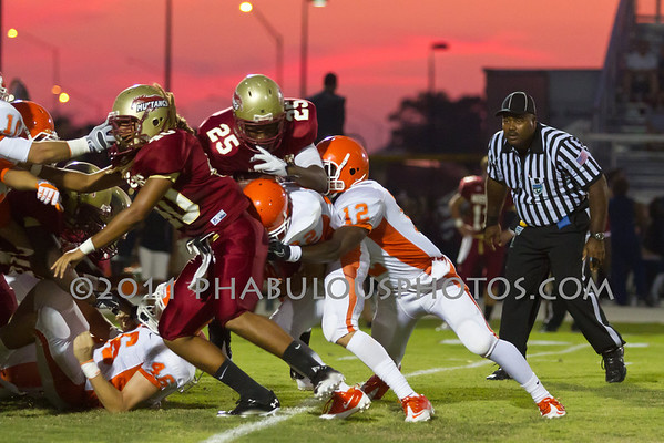 Boone Varsity Football #22 - 2011