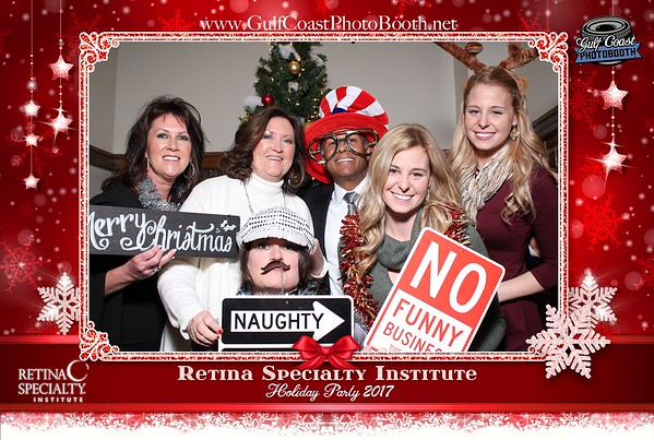 Retina Specialty Institute Christmas 2017