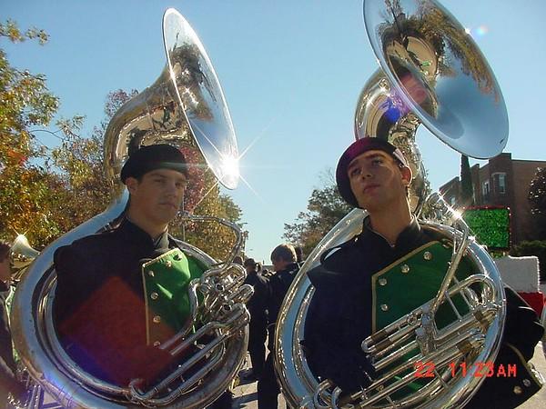 2003-11-22: Raleigh Christmas Parade