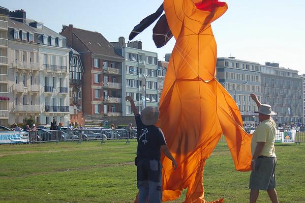 Bloodhound kites