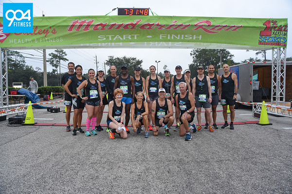 Bailey's Gym Mandarin Run 2018