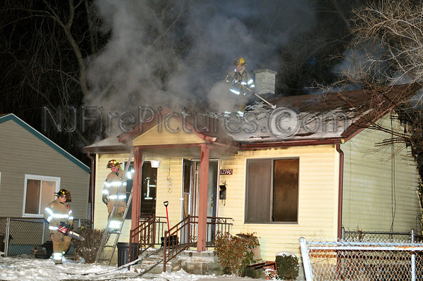 Warren, MI Dwelling Fire 12740 Prospect St. 3/7/11