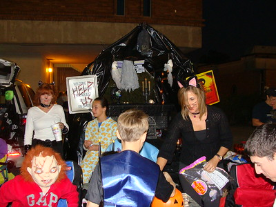 2012-10-31 SAM Trunk or Treat 2