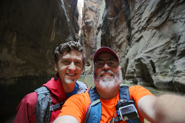 10/25/2017 Zion National Park The Narrows