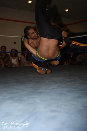 WrestleJam 7 - Brian XL vs Kobald