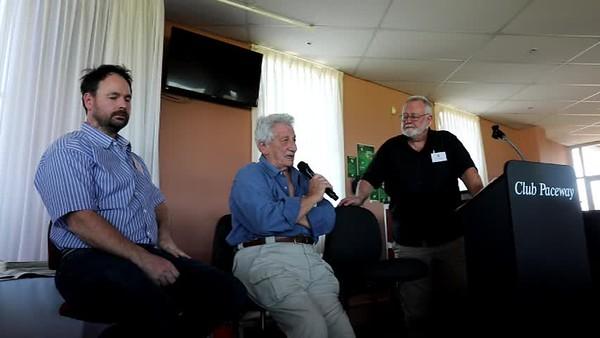 Gerry Crown and Matt Bryson