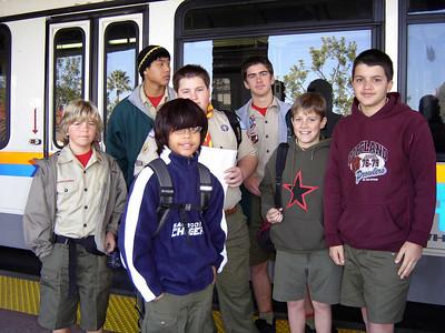 2/3/2007 - City Bus Scavenger Hunt