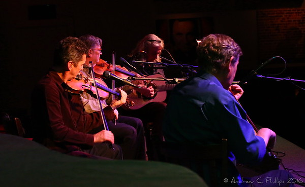 Celtic Fiddle Festival at the Towne Crier 10.14.2016