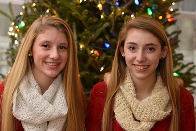Angeline & Melanie 2014