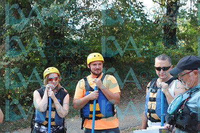Lower James River Rafting - 10.02.2019 - 9am