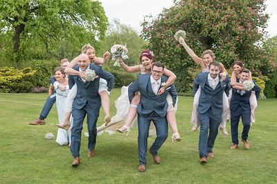Emily & Josh Wedding 130517 - Previews