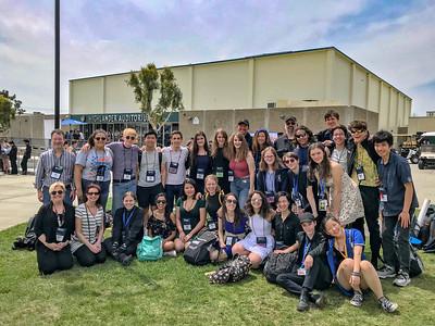 CA State Thespian Festival 2018
