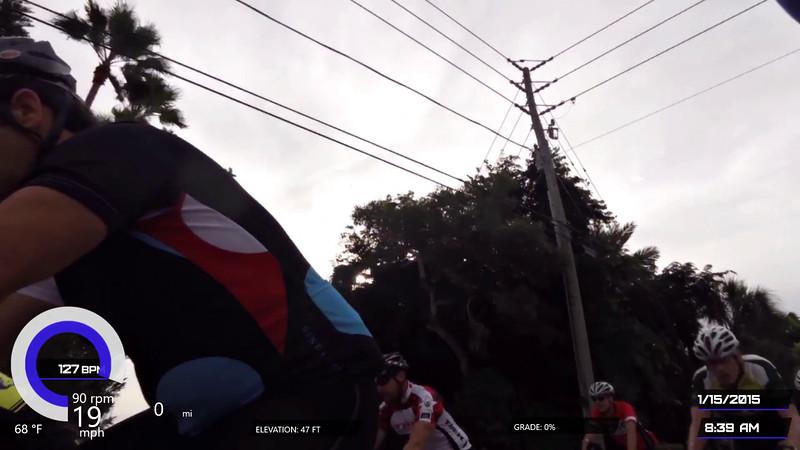 P.A.G. Cyclists :)