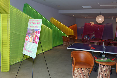 Saguaro Hotel Conde Nast Celebration 5/16/13
