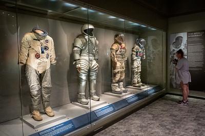 Spacesuit Designs