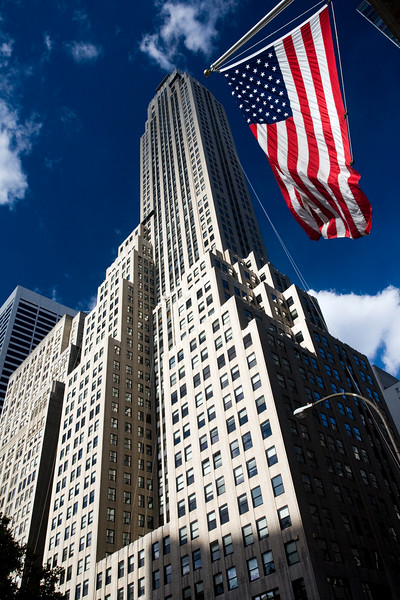 500 Fifth Avenue building, NYC, USA.