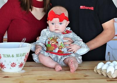 Isla Ann's First Christmas   2020