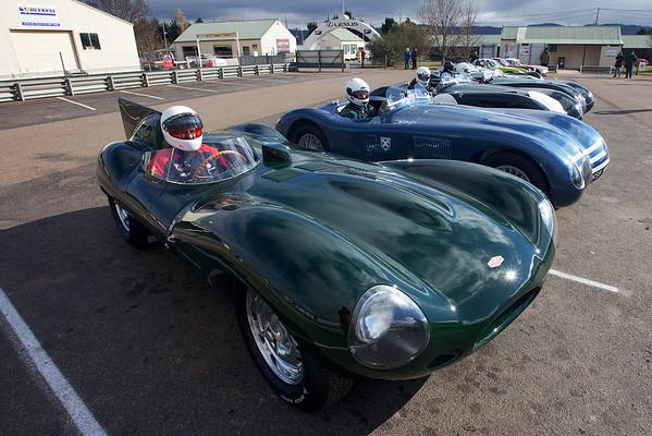 1950s Le Mans Celebration 2011