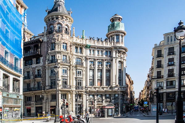 Madrid Stop Over